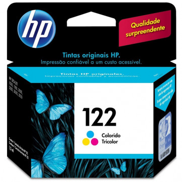 HP 122 Tricolor ( CH562HB )