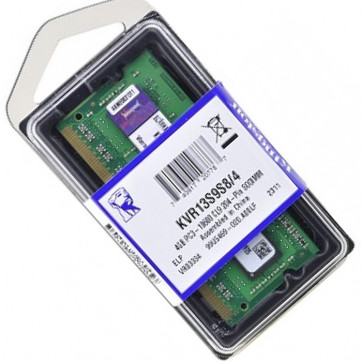 KVR13S9S8/4 4GB DDR3 1333 Mhz