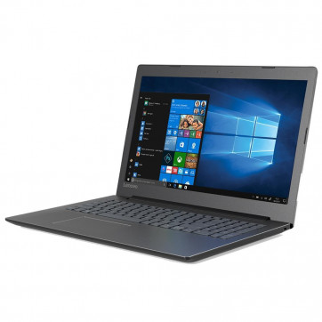 "Notebook Lenovo B330 15IKBR Core i3 7020u 4GB RAM HD 500GB Windows 10 Home Tela 15,6"" Preto - 81M10001BR"