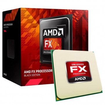 Processador AMD Black Edition FX 8300 FD8300WMHKSBX Cache 16MB 3.3Ghz 4.2Ghz Max Turbo
