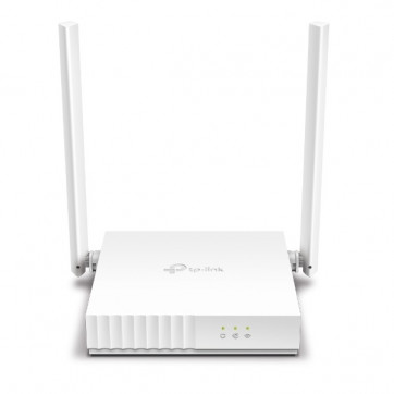 Roteador TP-Link Wireless 300Mbps IPV6 2 portas 10100Mbps 2 Ant Fixas 5dBi TL-WR829N
