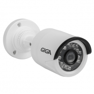 Camera Cftv Giga AHD Plus 720P Bullet Lente 3,2mm 20m 10 Leds IP66 Externa