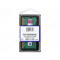 Memória de Notebook Kingston KVR1333D3S8S9/2G 2 GB DDR3 1333 Mhz