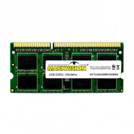 Memória Notebook Markvision 4GB DDR3 1600 Mhz