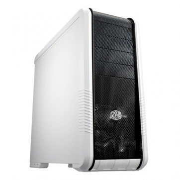 Gabinete Cooler Master 4 Baias CM690 Advanced Black & White Edition USB 3.0