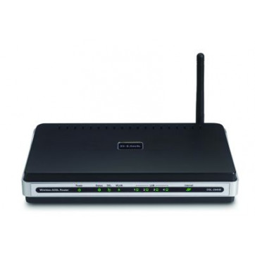 D-Link Wireless DSL-2640B
