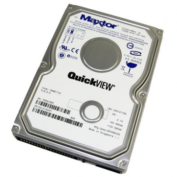 HD Maxtor 120 GB IDE (5400 RPM / 2MB)