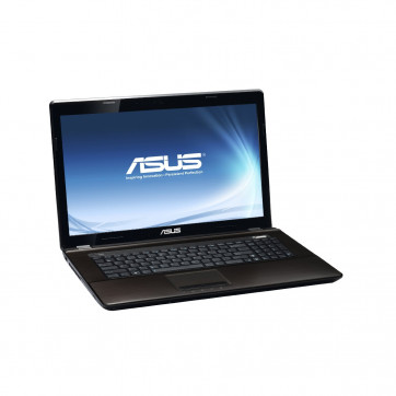 "Notebook Asus K73E-DH31 Marron (i3-2330m / 6GB / HD 500gb / 17.3"" LED /  WIN 7)"