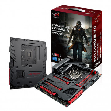 Asus Maximus VII Formula / Watch Dogs