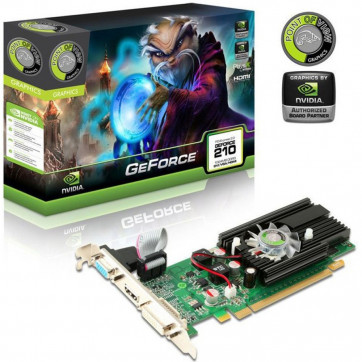 Point Of View GeForce 210