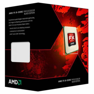 AMD X8 Vishera FX-8320 Box Black Edition