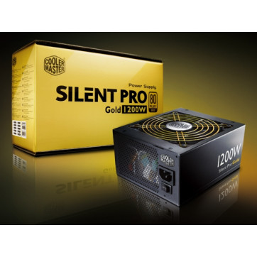 Silent Pro Gold 1200W