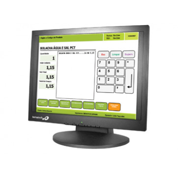 "Monitor Touch 15"" Bematech"